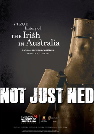 Not Just Ned poster