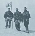 Image of Northern Party at the South Magnetic Pole