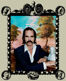 Nick Cave, 2007, photograph by Polly Borland