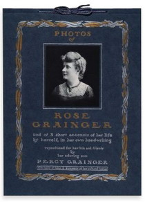 Rose Grainger Memorial book cover