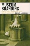 Museum branding book cover thumbnail