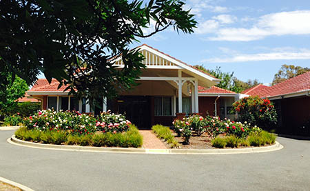 Carey Gardens residential aged care centre