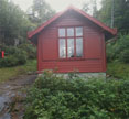 Image of Grieg's cabin at Troldhaugen