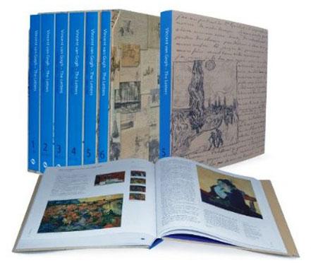 Vincent Van Gogh - the letters