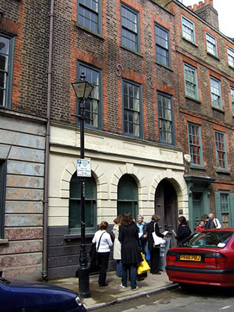 19 Princelet Street