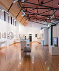 The X-Rated exhibition on display at Canberra Museum and Gallery
