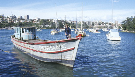Hong Hai fishing boat