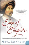 Edge of empire book cover thumbnail