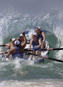 Surfboat at Australian Championships 2006