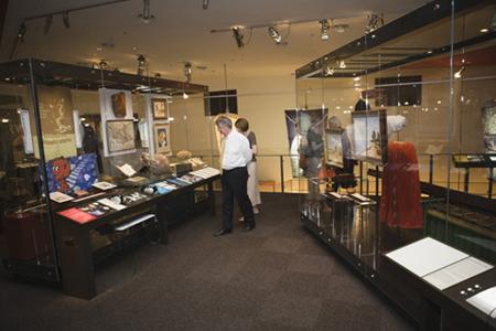 AJ gallery space