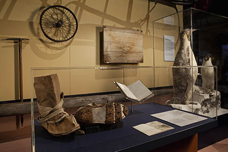 Objects relating to the Australasian Antarctic Expedition of 1911–14