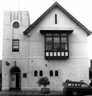 The Jewish Holocaust Centre, Melbourne, about 1985