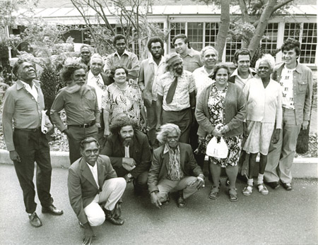 Aboriginal Arts Board 1975