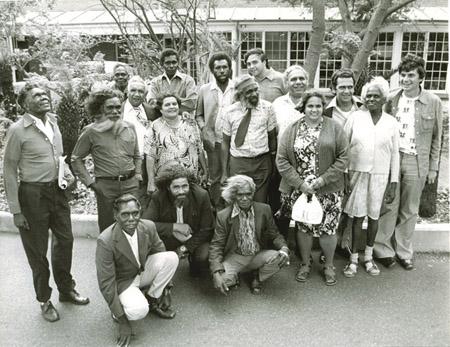Aboriginal Arts Board 1975