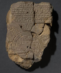 Babylon clay tablet