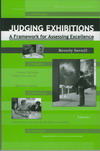 Judging exhibitions book cover thumbnail
