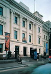 Exterior of the Immigration Museum, part of Museum Victoria