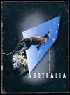 Australia pavilion brochure designed by Douglas Annand