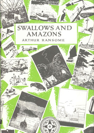 Arthur Ransome's first novel Swallows and Amazons published in 1930
