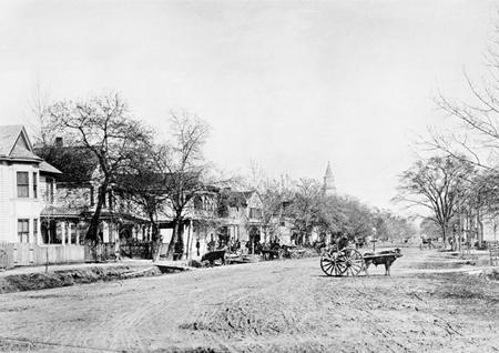Williamsburg_Duke of Gloucester street