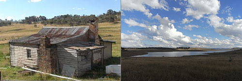 Yen cottage, Yen's Bay, Lake Eucumbene, 2012