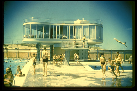 Centenary pool image