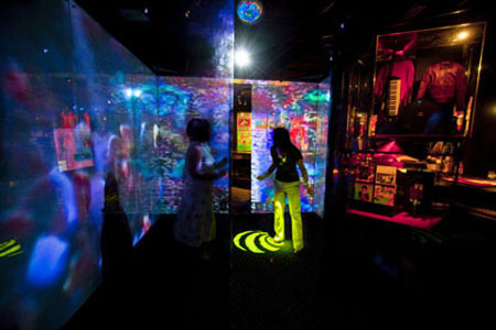 Image of disco scene