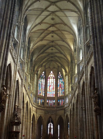Image of St Vitus Cathedral, Prague