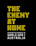 Enemy at home poster