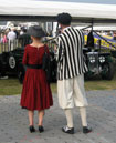 Working machines and 'broken Britain': Re-enactment and the historical politics of Goodwood Revival