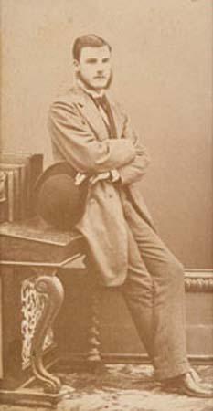 Image of Robert Lionel Faithfull