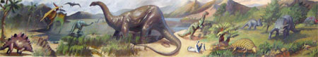 Fig. 3. Don Cowen and Quentin Hole, part of 