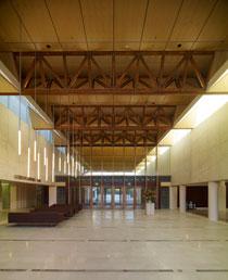 National Portrait Gallery foyer