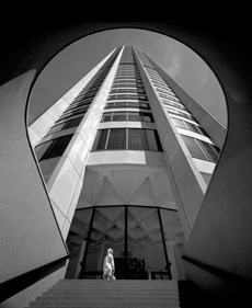 Max Dupain Australian Square photograph
