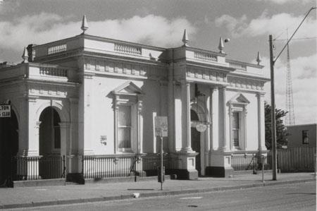 Hamilton and Western District Historical Society, Hamilton