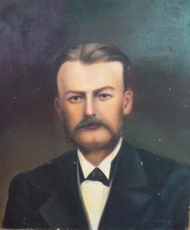 Portrait of Reginald Faithfull