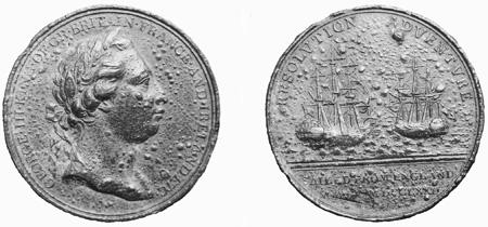 Killora medal front and back