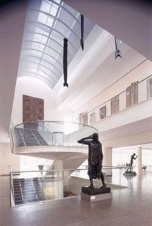 SA museum interior