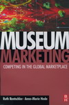 Museum marketing book cover thumbnail