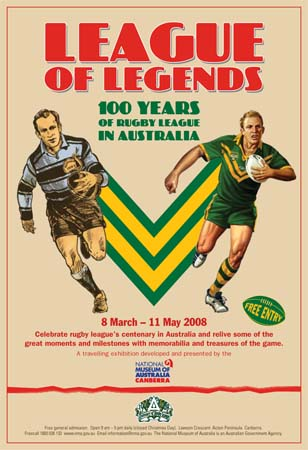 Australian rugby league's 100 greatest players