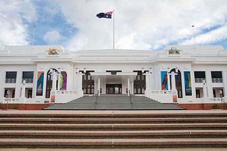 Image of Old Parliament House, Canberra, ACT