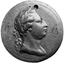 WL medal obverse