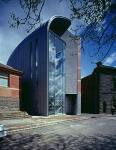 Exterior Ballarat fine art gallery