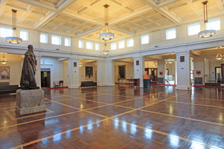 Image of King's Hall, Old Parliament House, Canberra, ACT