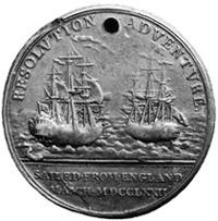 WL medal reverse