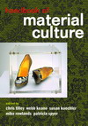 Handbook of material culture book cover thumbnail