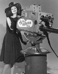 Maggie Dence as Mavis Bramston from The Mavis Bramston Show (1960s)